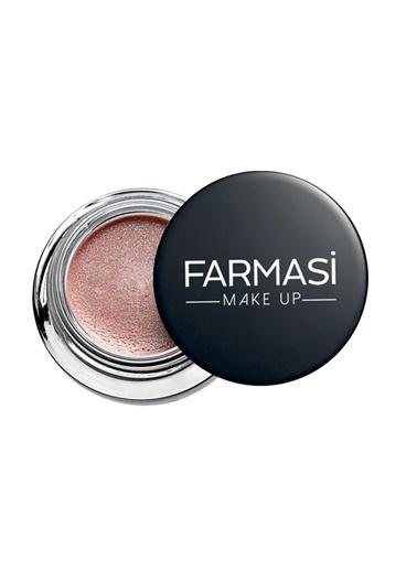 Farmasi Long-Last Krem Göz Farı Pink Glow 01-3Gr Renksiz